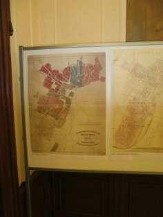Szeged 1850 (helyzetrajz); Szeged 1879 (szabályozás)
